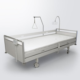 MEDLINE & CARELINE nursing home beds system